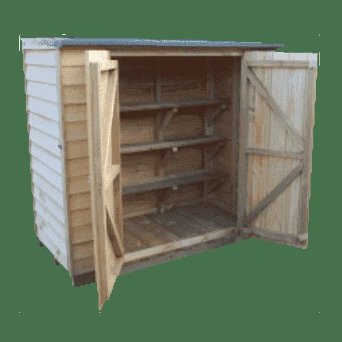 Kapiti courtyard cupboard