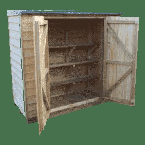 Mana courtyard cupboard