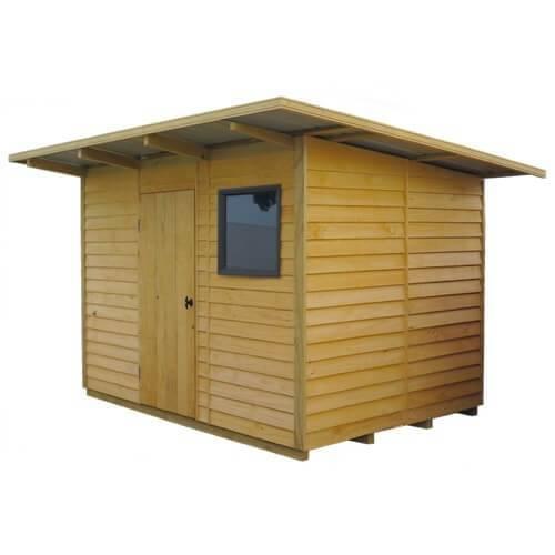 tarawera contemporary shed
