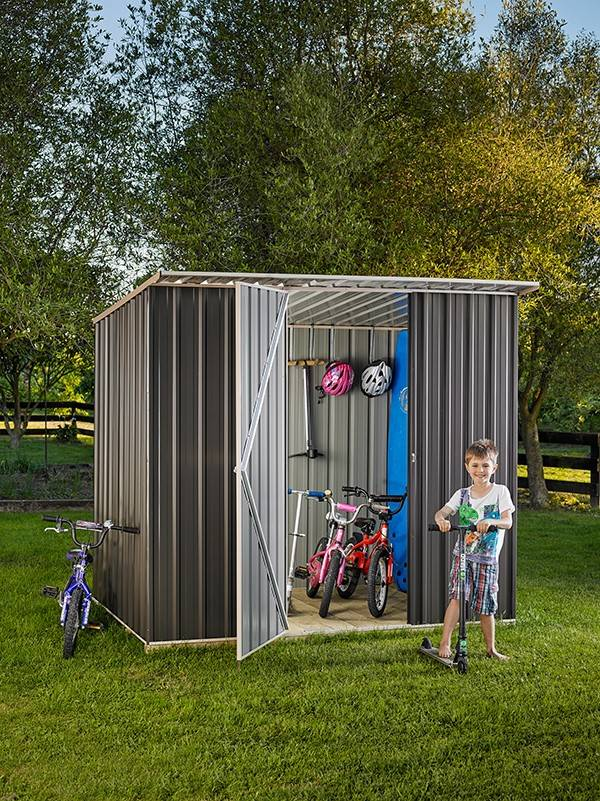 Wide Range Of Garden Sheds