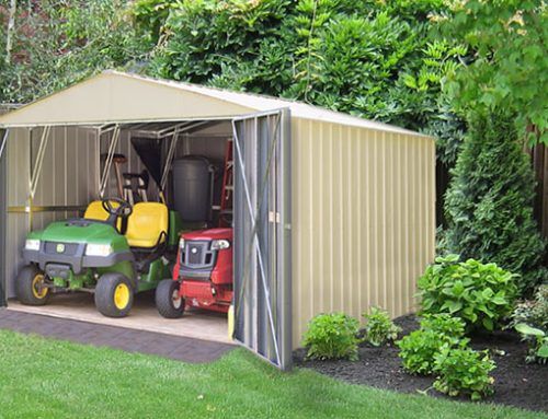What You Should Think About Before Getting a Garden Shed – Part Two